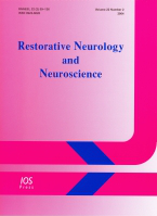 Restorative Neurology and Neuroscience